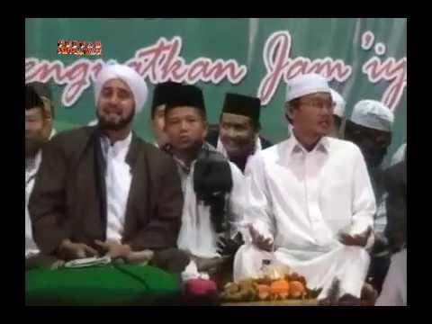 Sholawat Ahlan Wasahlan Bin Nabi Voc. Gus Wahid Ahbabul Musthofa Habib Syech di Gunungkidul Terbaru