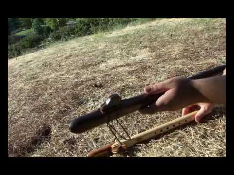 Curso flauta nativa