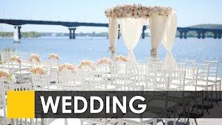 Самая красивая свадьба Украины (свадебное видео)! Украина. Киев