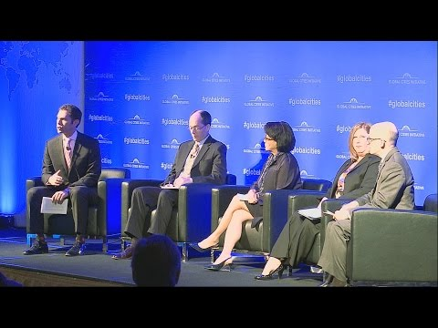 Panel 1: Global Cities Detroit Economic Conference