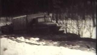 ural 6 x 6 cccp off road trucs propaganda movie from year 1972