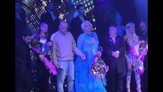 Debutó #Magnífica en el Teatro Astros. @Carmen_LaLeona @Marin1966Marin @balfederico @SolPerez