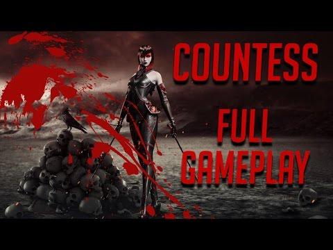 Paragon Countess Full Gameplay - ALL DAMAGE, NO PROBLEM