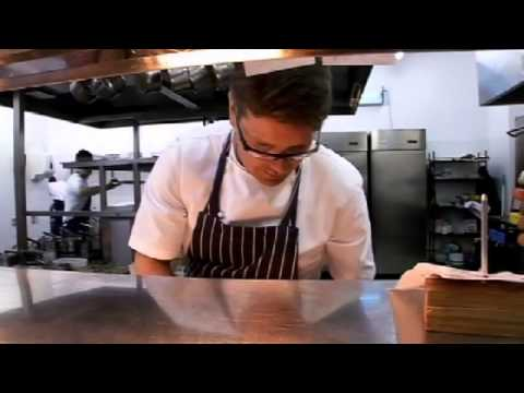 Daniel Clifford works a shift at Purnell's
