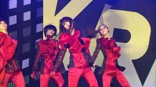 【TVPP】KARA - Lupin, 카라 - 루팡 @ Comeback Stage, Show Music Core Live