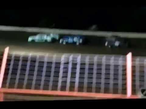 Pure Stock Heat #3 at Flomaton Speedway May 9,2015