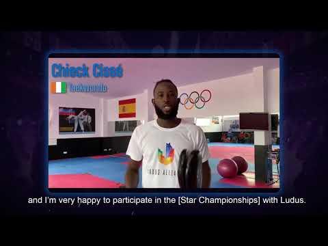 Meet the Athletes - Chieck Cissé | 2nd Ludus Star Championships