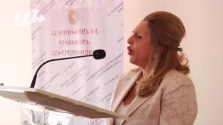 Արմինե Հովհաննիսյանը նախարարից ոսկե մեդալ ստացավ