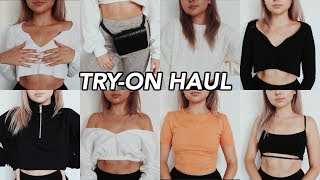 TRY ON HAUL FALL 2018! (online shopping haul!)