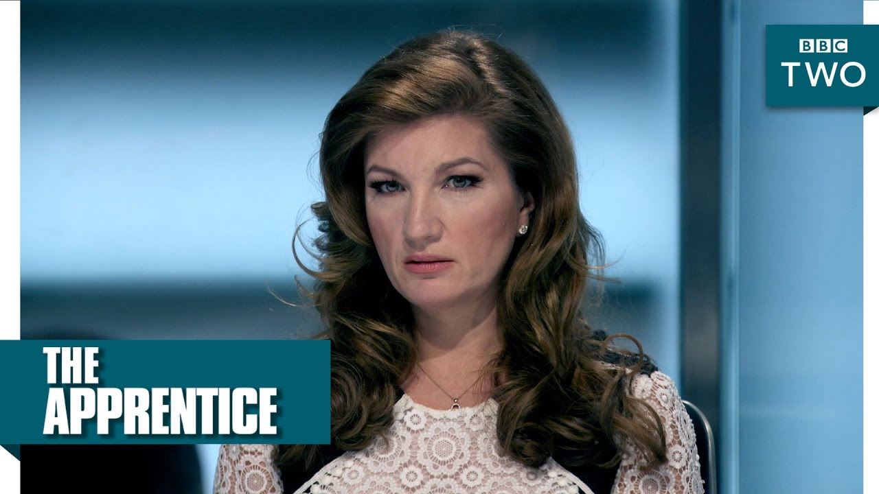 Is Karren Brady harsh but fair? - The Apprentice 2016: You're Fired -  Episode 7 | BBC Two