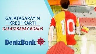 Galatasaray'ın kredi kartı, DenizBank Galatasaray Bonus