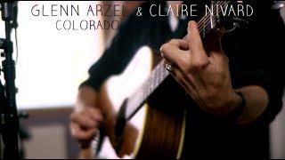 "Window Session #16 - GLENN ARZEL & CLAIRE NIVARD - ""Colorado"""