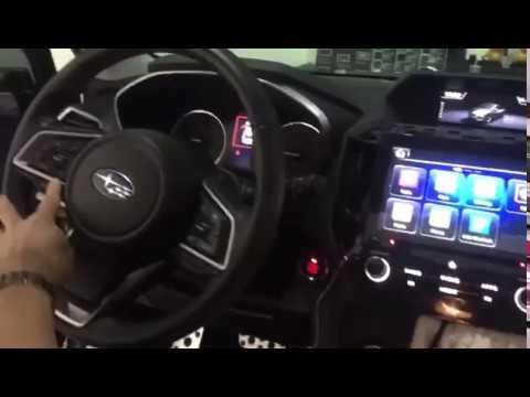 HDMI Video Interface Subaru 2017 Models By NavInc
