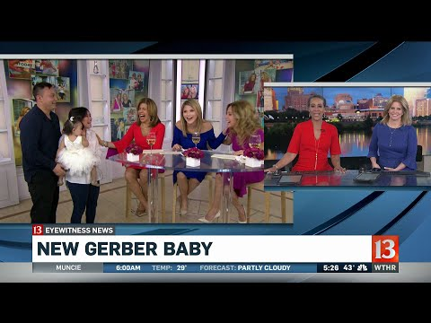 Randy Rose - Cute New Gerber Baby