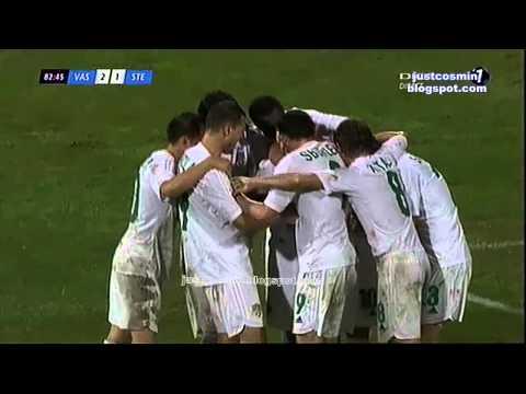 FC Vaslui - Steaua Bucuresti 3-1 (Rezumat Meci)