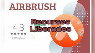 AirBrush Premium Apk Modificado Full Grátis
