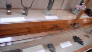 إفتتاح متحف أثار الإسماعيلية