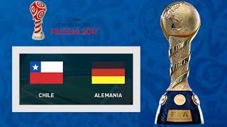 PES 2017 | Chile vs Alemania | Copa Confederaciones | Gameplay PC