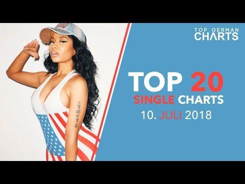 TOP 20 SINGLE CHARTS ▸ 10. JULI 2018