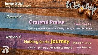 November 15th 2020 | Landmarker Live Worship | Landmarker Ministry