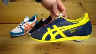 Onitsuka Tiger City Run Collection for Fall 2013