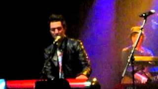 "Andy Grammer ""Fine By Me"" Live in NYC 02/10/12"