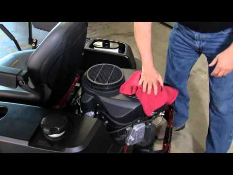 How to Replace the Air Filter on a Toro TimeCutter Zero Turn