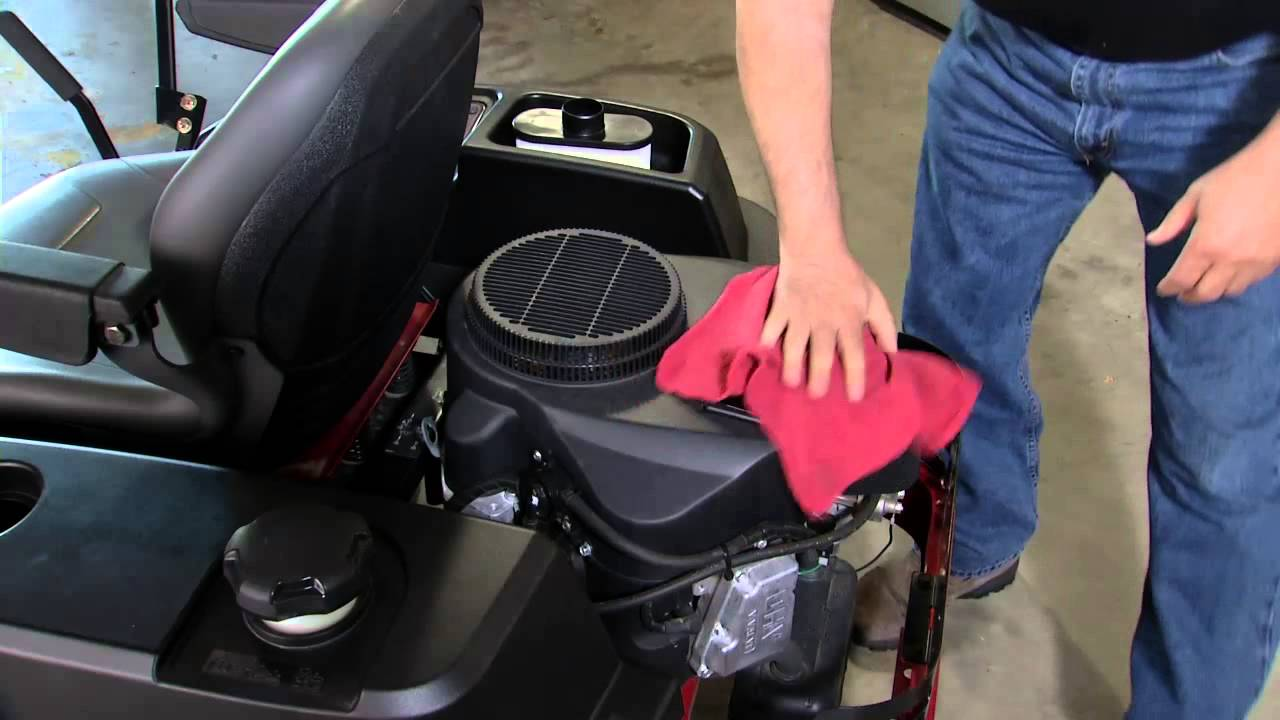 How to Change a Lawn Mower Air Filter: Toro