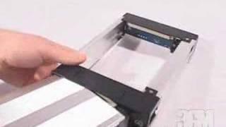 #496 - Vantec EZ Swap Removable SATA Hard Drive Rack