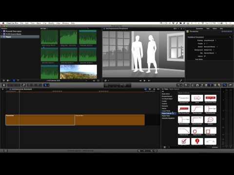 MacBreak Studio: Ep. 293 - Storyboarding in Final Cut Pro X, Part 1