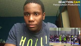 Lebron James Jr shutting up another heckler Official Reaction Video