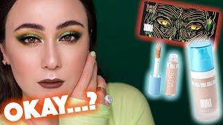 BALLERT diese NEUE MakeUp Brand ALLE weg?! 💣 Meine Uoma Beauty Review 😎