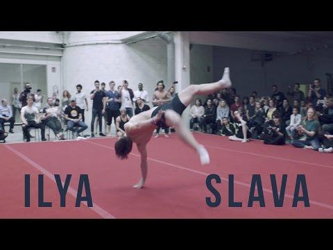ILYA & SLAVA | Tricks Fighters | Tricking — Episode 12