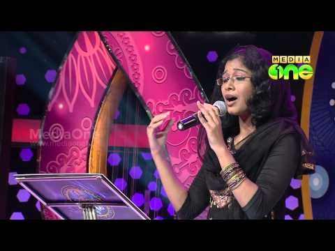 Pathinalam Ravu Season3 Rinu Rasak Singing 'Anju Neram Kaykal Neetti' (Epi7 Part4)