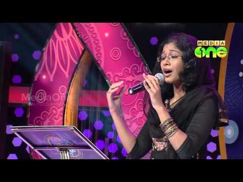 Pathinalam Ravu Season3 Rinu Rasak Singing 'Anju Neram Kaykal Neetti' (Epi7 Part4)