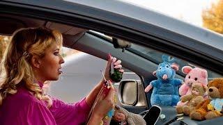 ТП за рулем - это диагноз ТОП 10 | Бабы на дороге #4