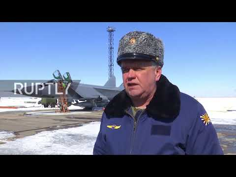 Russia: MoD successfully tests 'Kinzhal' hypersonic missile system