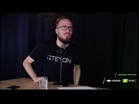 NVIDIA - GEFORCE PODCAST - świeże nowości - omawiamy targi E3 2021 z Pawłem Klimeszem AKA Cruiser