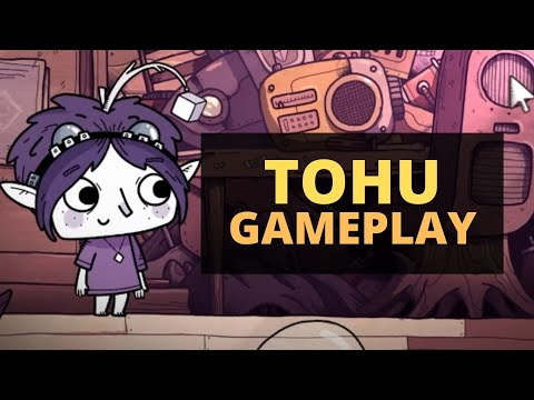 Tohu Gameplay - Adventure Puzzle Game on GOG |