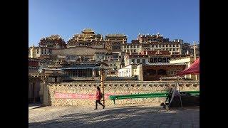 雲南香格里拉  噶丹松贊林寺