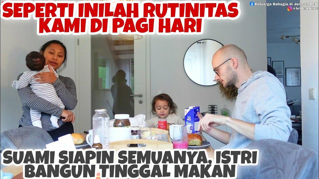 Download RUTINITAS KAMI DI PAGI HARI DENGAN DUA ANAK