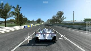Real Racing 3: - Gameplay Porsche 919 Hybrid LMP Le Mans 10 full laps