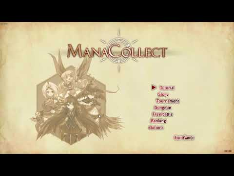 Let's Try a Random Game:S2 Mana Collect 1/3 |