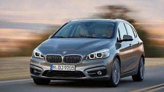 BMW второй серии Active Toure 2014 тест драйв
