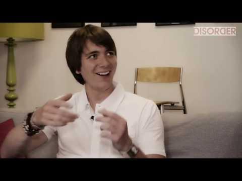 Disorder Magazine - James Phelps Interview