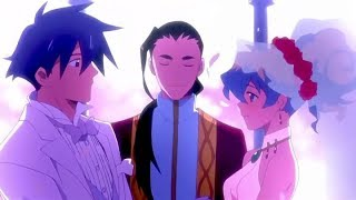 Gurren Lagann - Wedding Scene 60fps