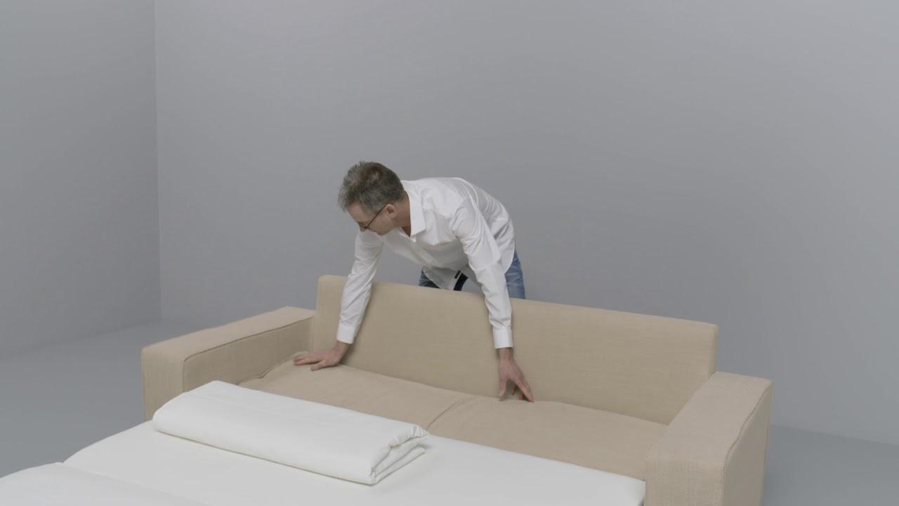Ikea Vilasund Convertible 3 Places