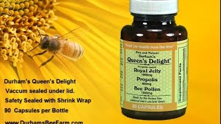 Queen's Delight® by Durham's Bee Farm Inc