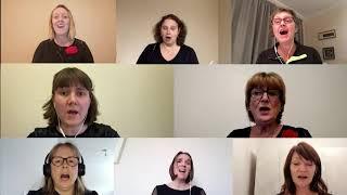 Rose Choir FIX YOU - Virtual Choir Recording 2021