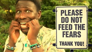 How to Stop Feeding Your Fears (WARNING - this video may change your life)